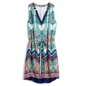 Renee C Sydnie Shirt Dress S NWT